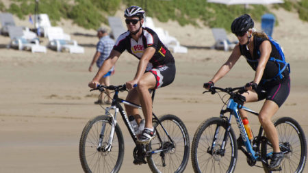 Bike Riding, Buffalo Bay