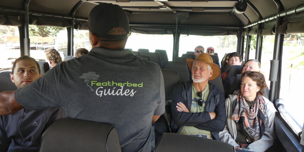 Featherbed Nature Reserves Guided Tours