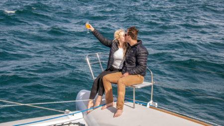 Ocean Sailing Charters, Knysna Lagoon