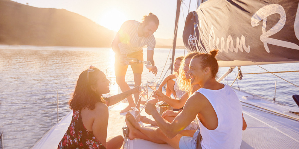 dine in style on your sunset cruise