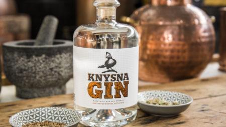 Knysna Gin, Uil Street, Knysna Industrial Area