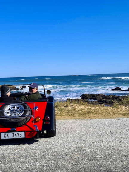 Classic car restoration and remodelling in Knysna