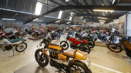 The Motorcycle Room, Thesen Island