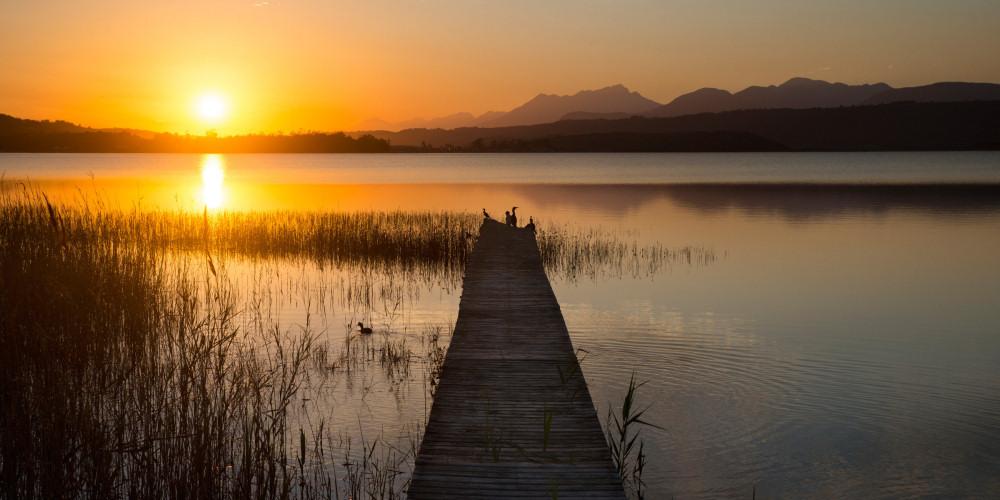 Swartvlei Lake