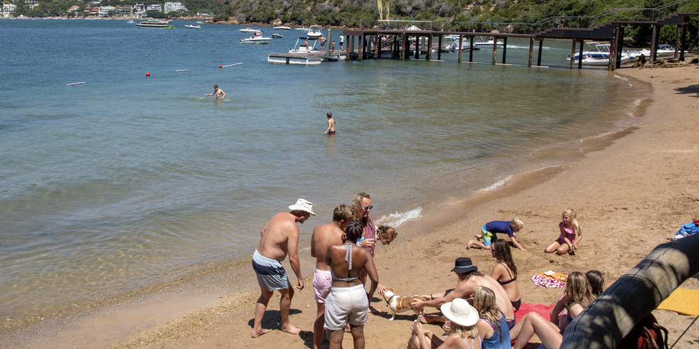 Sit back and relax at Knysna's Beach Bar