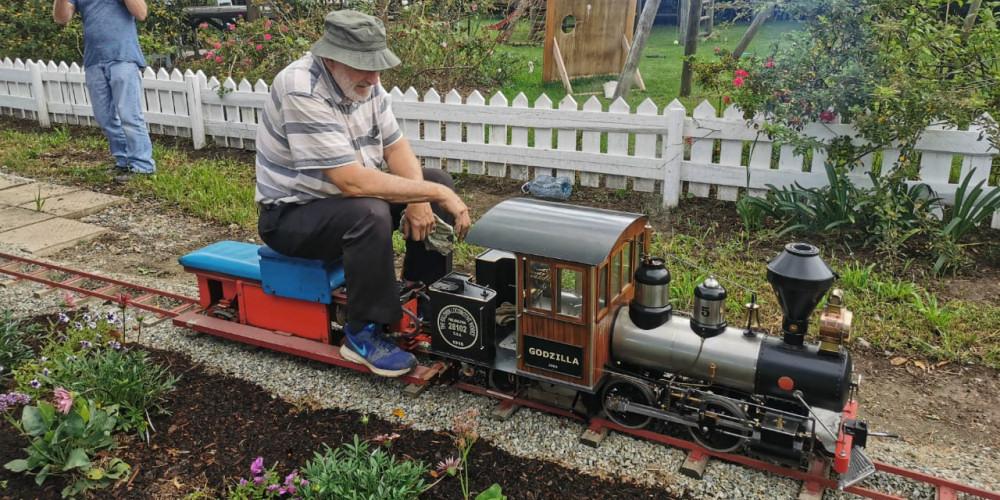 Knysna Model Train in Rheenendal