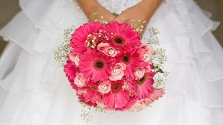 Flowers on Queen