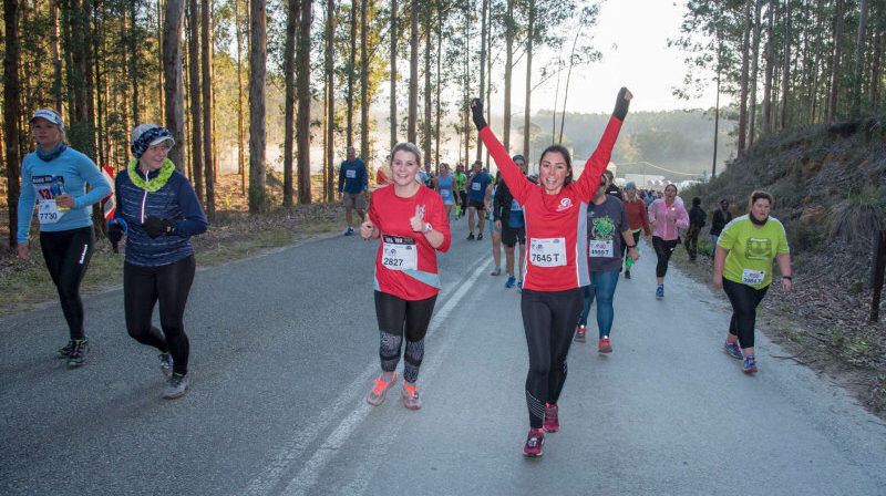 Knysna Forest Marathon - Knysna Forest Marathon