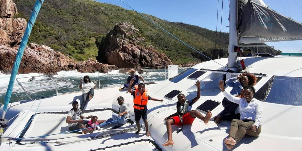 Ocean Sailing Adventures