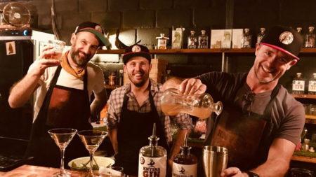 Knysna Gin distillery