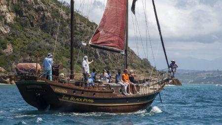 Knysna Pirate Ship