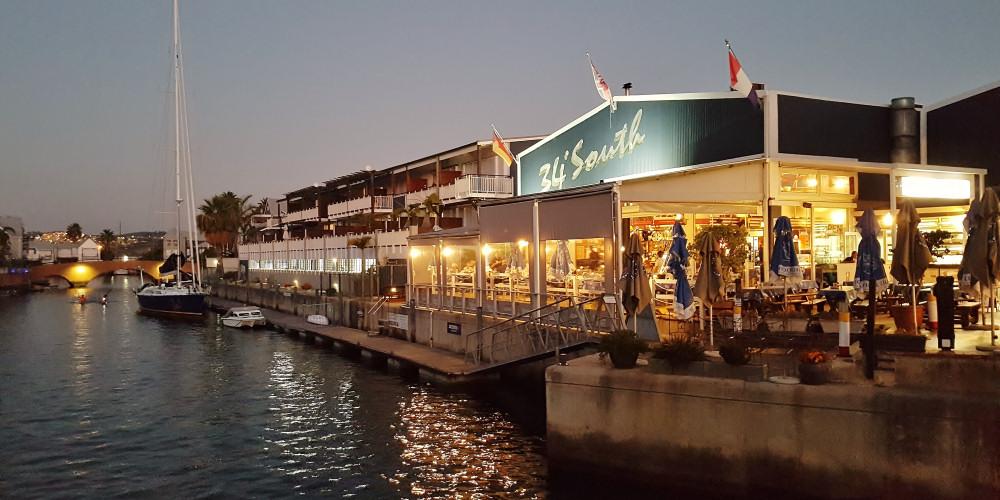 Knysna restaurants
