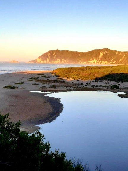 Swartvlei River Mouth, Sedgefield