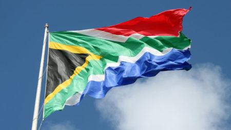 Heritage Market - SA Flag